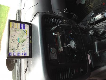 Globe 800s sur Toyota hdj 100