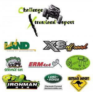 Partenaires de Xtrem land Challenge 2015