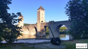 Cahors Gyropode by Quercy Watts