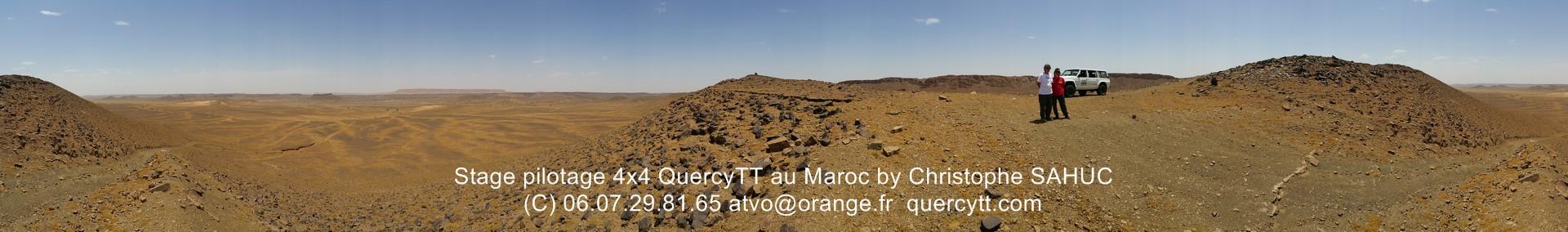 Stage pilotage et navigation au Maroc