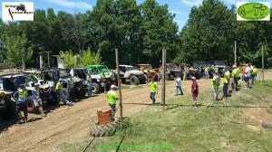 15 voitures 30 participants.