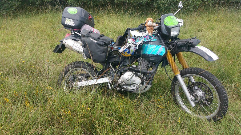 Trail Enduristan sacoche latérale QuercyTT