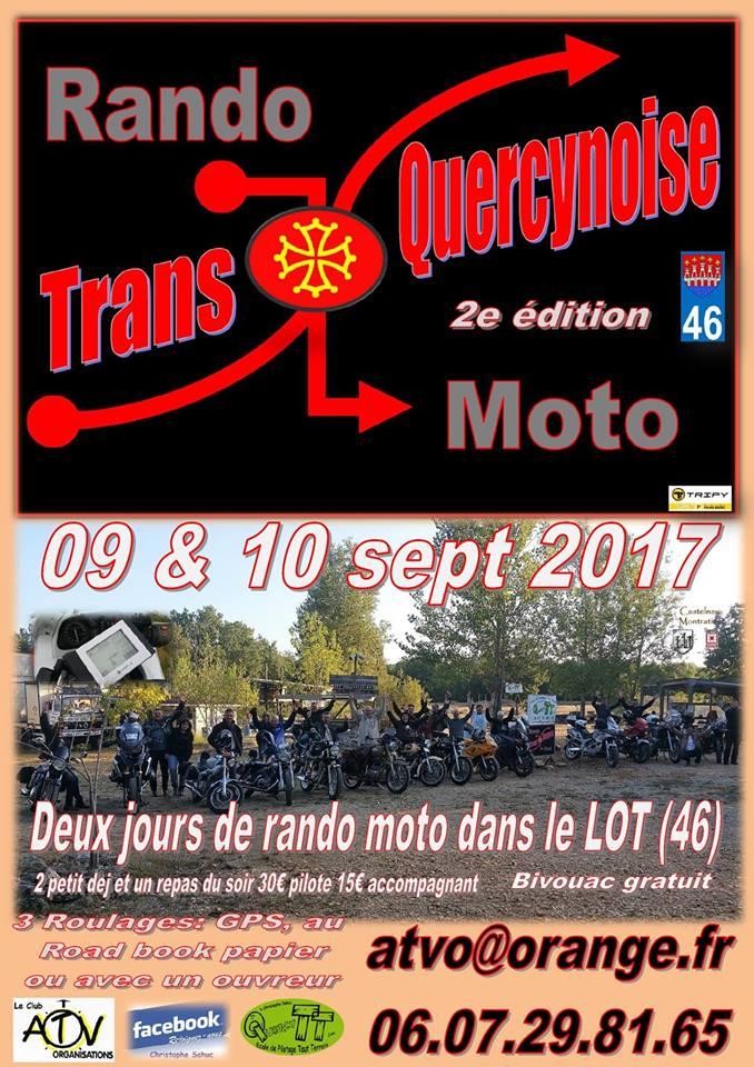 Affiche Trans Quercynoise