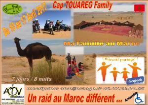 Cap Touareg Family