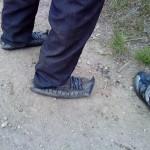 Chaussures de Berger et botte Enduriste