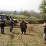 Roumaines rentrant du Labours
