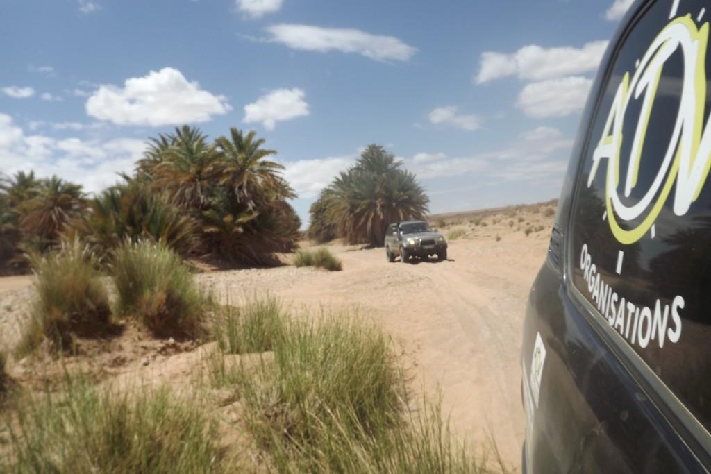 Stage pilotage Maroc