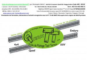 Ecole de pilotage tout terrain QuercyTT par Christophe SAHUC 4x4