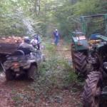 Tracteur Roumain