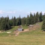 Cabane bergers Roumanie