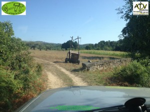 paysage nord Portugal 4x4