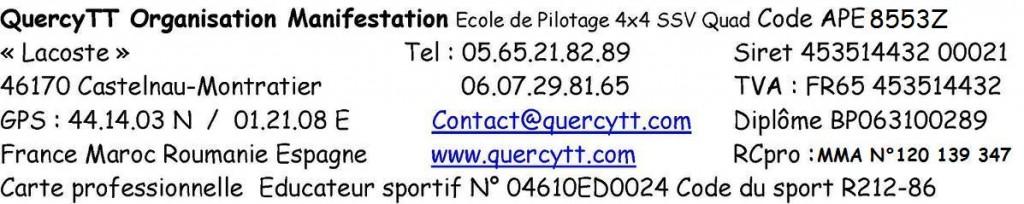 Info QuercyTT