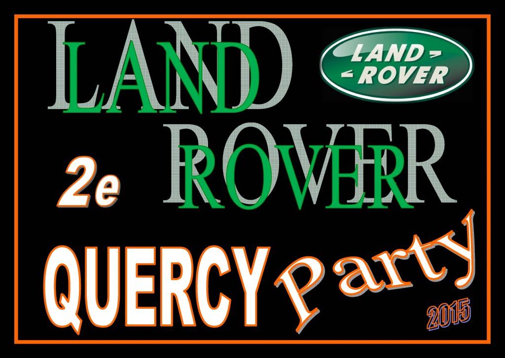Logo 2e Land Rover Quercy Part 2015