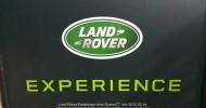 logo land rover experience