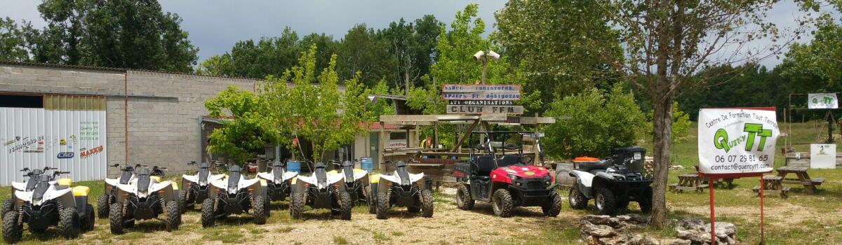 quads Quercy TT