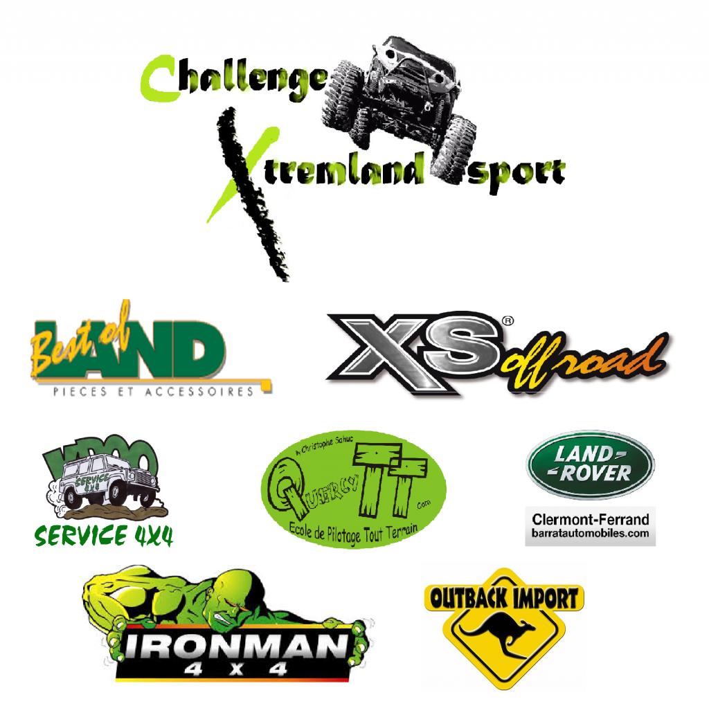 sponsors Challenge XtremLand Sport